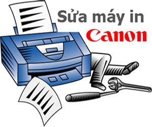 Bảng Báo Lỗi Máy In Canon